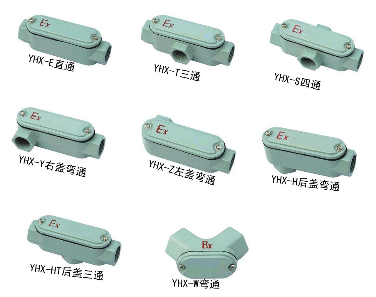 ah防爆接线盒,sw-10,bhc防爆穿线盒