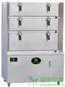 商用电磁灶 大功率三面电磁海鲜蒸柜