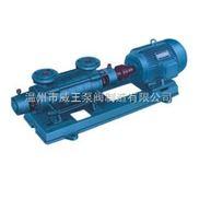 多级泵厂家:TSWA型卧式多级泵