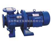 磁力泵厂家:CQB-F型氟塑料磁力驱动泵