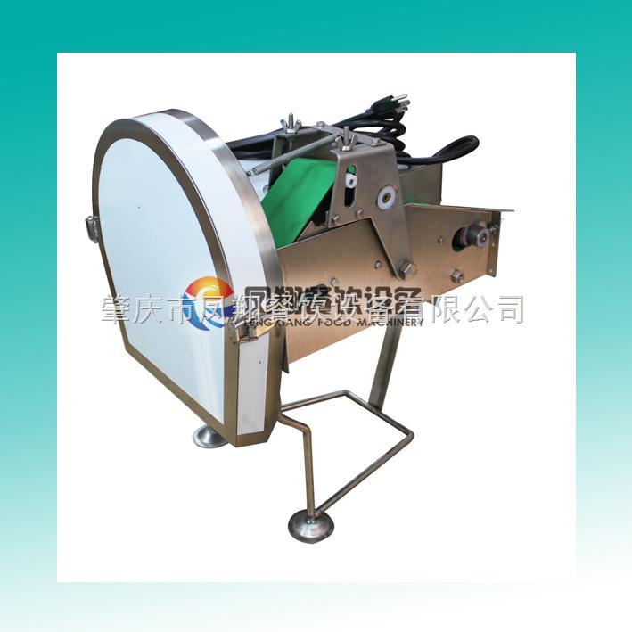 台湾优质台式切葱机 小型切菜机 切辣椒圈机 切芹菜机