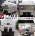 4吨DZL单锅筒水火管燃煤热水锅炉