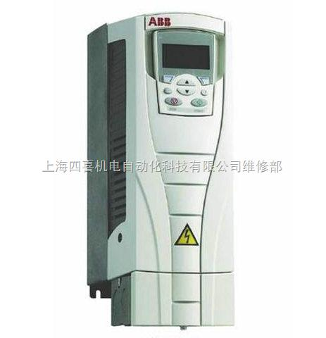 开关电源损坏,acs600变频器中也会碰到,故障主要出现开关管上,开关管