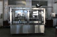 CGF24-18-6玻璃瓶三旋盖灌装生产线