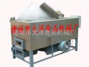 煤加热油炸机/花生米油炸锅 油水混合油炸设备