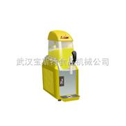 单缸雪泥机-单缸果汁机-三色冰淇淋机