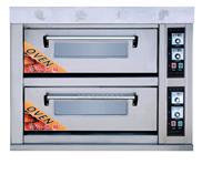 YKL-24-二层四盘燃气烤箱丨燃气烤箱丨烤面包机丨糕点房设备丨厂家直销