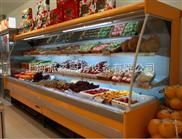 水果保鲜柜 水果风幕柜 水果冷藏柜 水果冷柜 风幕柜