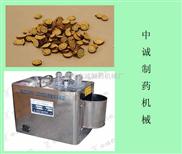 QPJ-A-重庆 厂家直销中药材切片机 价格 操作图