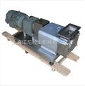 转子泵︱输送高粘体馅料转子泵