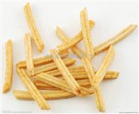 TSE65薯条加工生产线-面食膨化食品