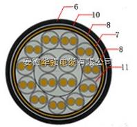 DJFPGP 6*2*1.5硅橡胶计算机电缆