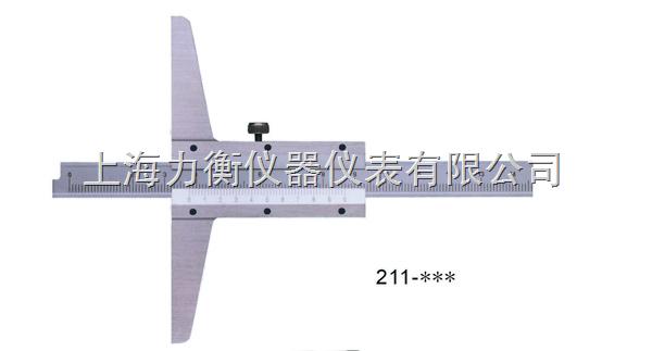 桂林深度卡尺 0-1000mm深度卡尺
