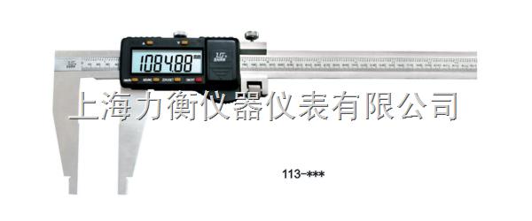 西安0-3500毫米数显卡尺 3500mm电子卡尺有售