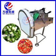 多功能切菜机 大型切辣椒设备 全自动辣椒切断机 小型辣椒切丝机