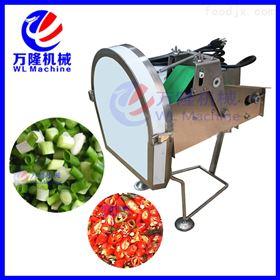 QC-80供应厂家食堂餐馆药材大小型 切葱切粒机