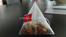 三角尼龙袋泡茶包装机设备