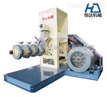 专利单螺杆干式饲料膨化机