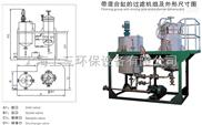 ss-wk250-上三环保全自动硅藻土过滤机