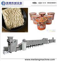中亚热销方便面生产线 小型方便面生产线