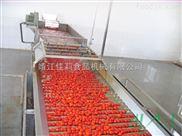 番茄酱前处理生产线\圣女果全套生产线