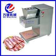 不锈钢材质中型台式切肉机 鲜肉切片机切丝机 鲜肉切肉片机