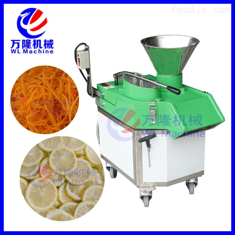 小型多功能高效洋葱切片机 食品机械