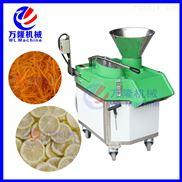 QC-31-自动切菜机 食品机械水果蔬果切片机 多功能碎菜机