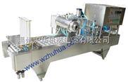 果汁饮料灌装封口机(圆桶)-灌装封口机厂家-沪华机械