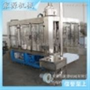 飲料熱灌裝四合一生產線KCGF24-18-24-8  小型飲料生產線