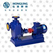32ZW20-12自吸泵排污泵原理,耐腐蚀自吸排污泵,家用自吸泵
