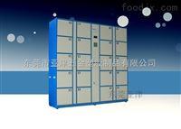 36门存包柜-东莞亚津供应24门组合智能卡存包柜 一卡通存包柜