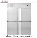 上下分體式風冷雙門冷藏立柜|GN1410TNM