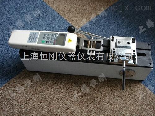 小型线束端子拉力测试机