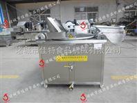 天津豆腐串油炸机
