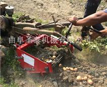 土豆地瓜专用挖掘收获机