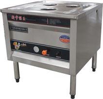 安厨商用单头蒸包炉,广东大功率