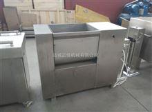 JB-100型山东正佳不锈钢肉馅搅拌机