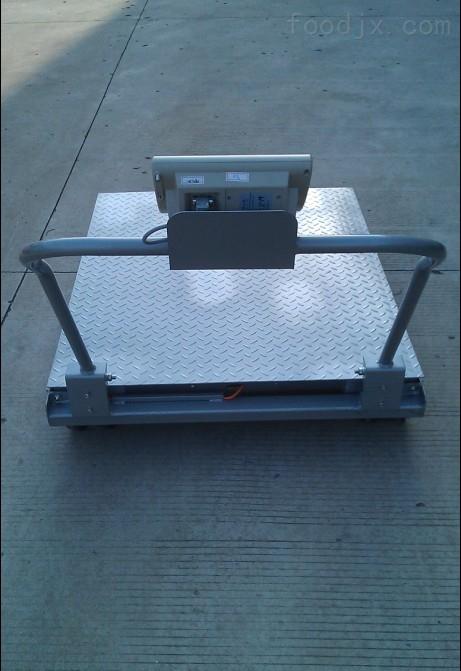福建耐高温电子磅秤 便携式汽车衡