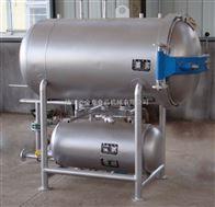 700-1200供应不锈钢、碳钢蒸汽或电加热杀菌锅 灭菌锅