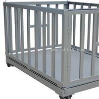 DCS-XC-H围栏秤动物秤松江牲畜电子地磅