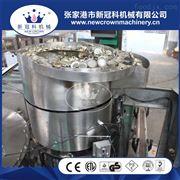 CGF24-24-8三合一啤酒灌装机玻璃瓶拉环盖