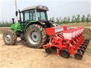 16行双箱加重型圆盘式小麦播种机