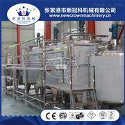 果汁调配生产线