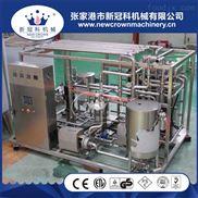 果汁飲料生產線調配殺菌