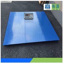 无基坑小地磅-1.5*2米工商业精密电子秤比价