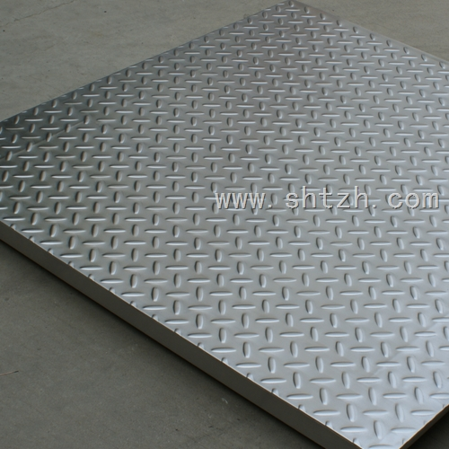 上海标准小地磅15吨单层地磅