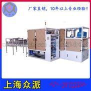 全自动一片式纸箱裹包机地板裹包机装箱机瓷砖裹包机
