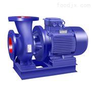 供应ISW32-160管道泵,家用管道泵,卧式单级离心泵厂家