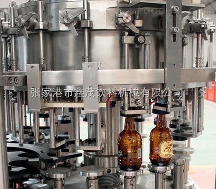 特价供应易拉罐啤酒灌装生产线 啤酒饮料灌装生产线